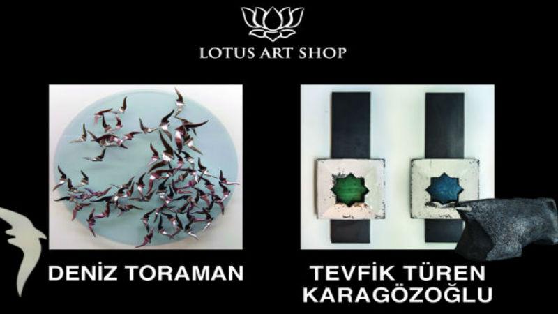 Deniz Toraman & Tevfik Türen Karagözoğlu | Sır | Lotus Art Shop