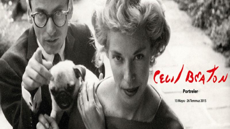 Cecil Beaton   Portreler   Pera Müzesi