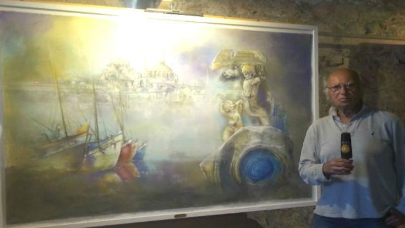 Timur Kerim İncedayı   Tarihin İzinde İki Kent, İstanbul ve Roma   Beylerbeyi Sarayı Tarihi Tünel