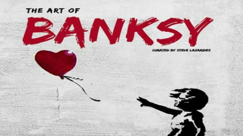 The Art Of Banksy | Global Karaköy