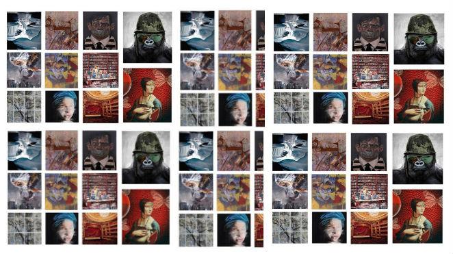 Yüksel ve Parla | Russo Art Gallery