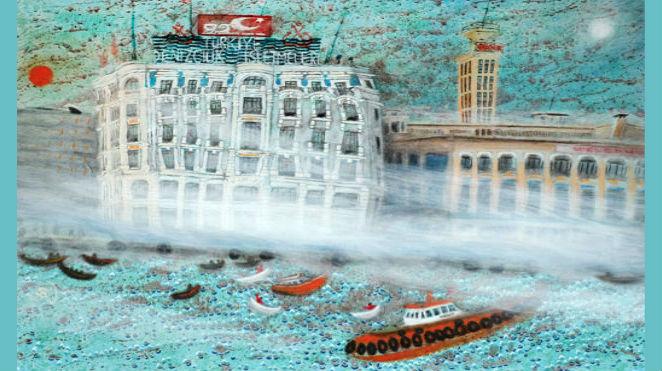 Serpil Yeter | SerpİL-en-STANBU | İMOGA Art Gallery