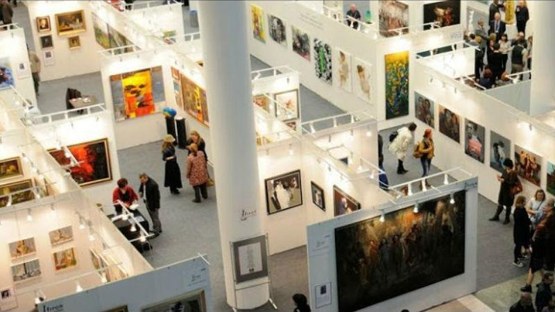 Art Ankara 3. Çağdaş Sanat Fuarı | ATO Congresium Kongre ve Sergi Sarayı