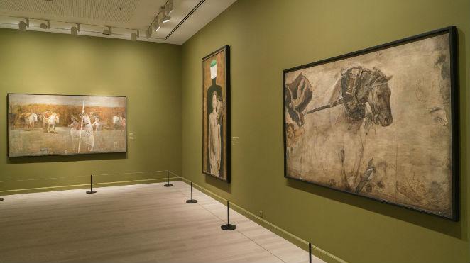 Mersad Berber | Bir Bosna Alegorisi | Pera Müzesi