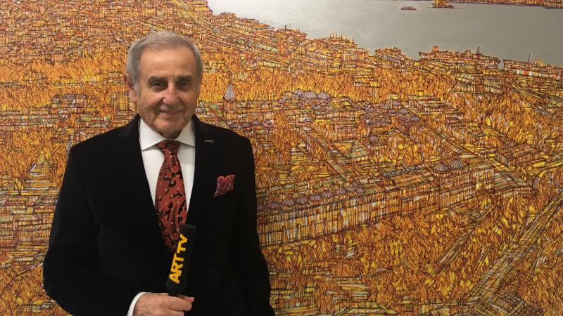 Devrim Erbil | Şiirsel Uyum | Karbon Gallery