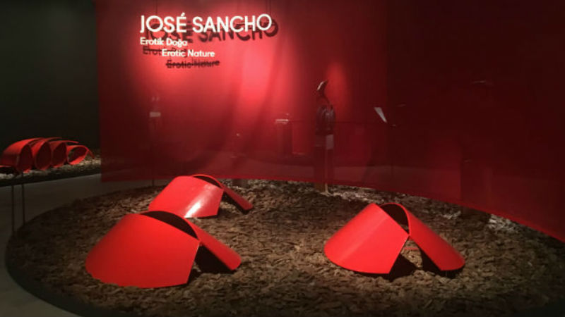 José Sancho   Erotik Doğa   Pera Müzesi