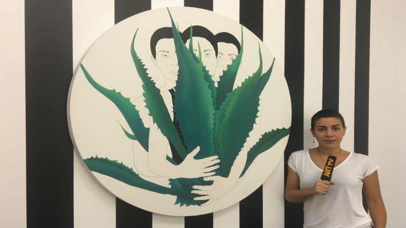 Leyla Emadi | Yaralar | Büyükdere35 Kültür Sanat Platformu