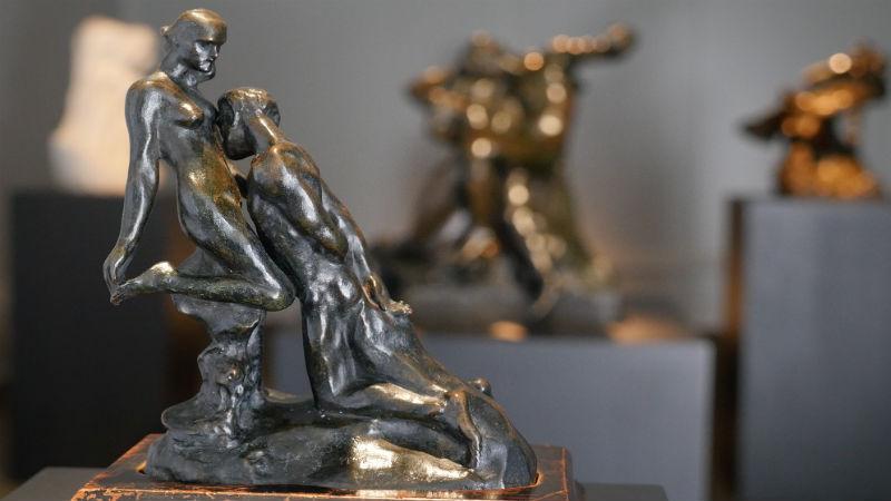 Rodin, Sevgilisi ve Arkadaşları   ARUCAD, Girne Kampüsü