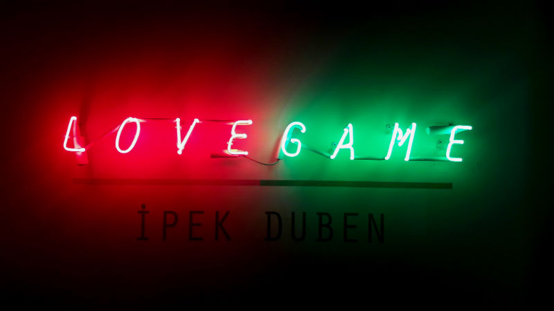 İpek Duben | LoveGame | Merdiven