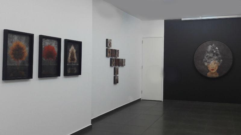 Rengin Altınalmaz   Kırılgan/Fragile   Büyükdere35 Kültür Sanat Platformu