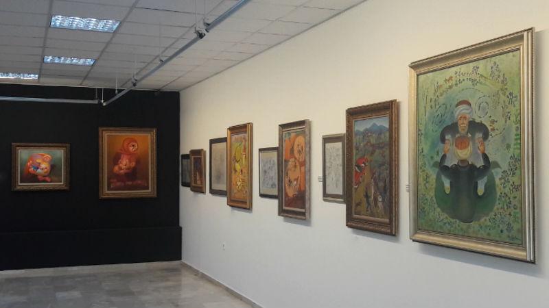 İbrahim Balaban & Hasan Nazım Balaban | Baba - Oğul Balaban | Ekol Sanat Galerisi