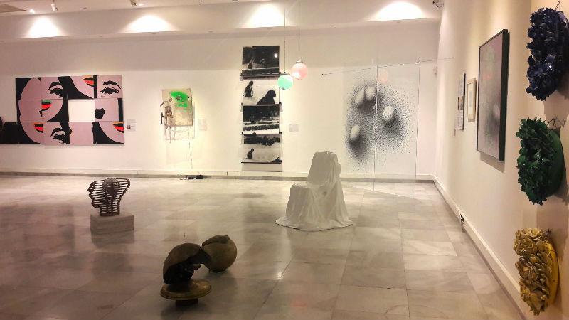 Topos | Makedonya Çağdaş Sanatlar Müzesi | Selanik