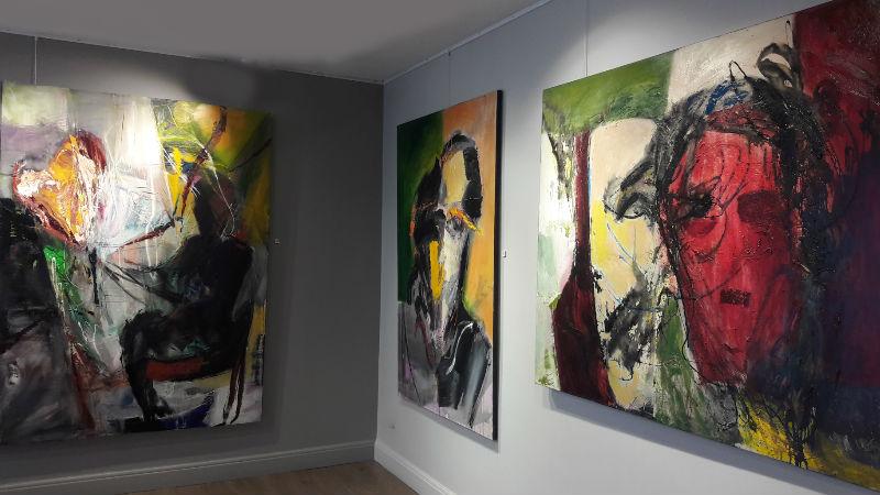 Maryam Salahi | Kimlikler Lütfen | F Sanat Galerisi
