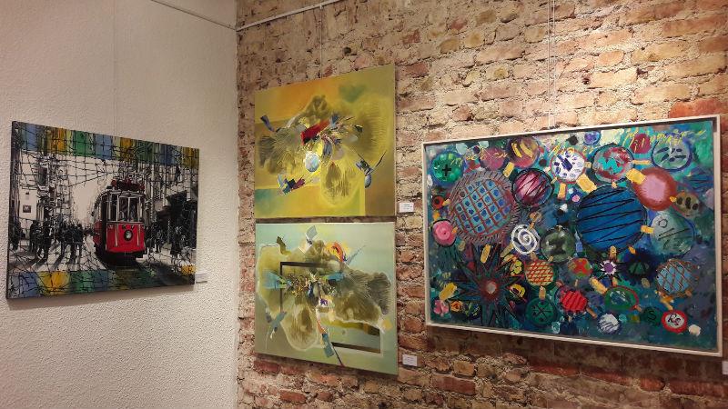 Ustaların Buluşması | Galeri Bohem