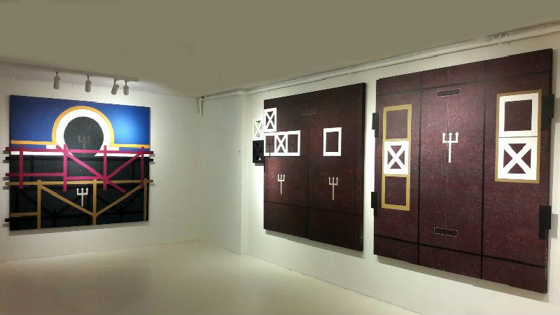 Halil Akdeniz | İmgenin İzinde | Antonina Sanat Galerisi