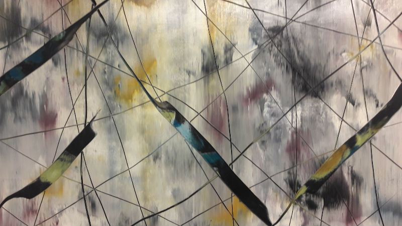 Ahmet Oran | Dokunmak | Ekol Sanat Galerisi