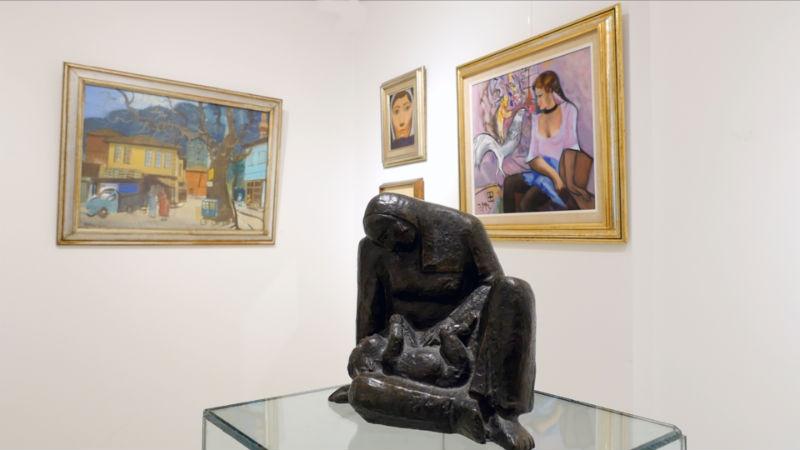 Koleksiyon Sergisi | Antonina Sanat Galerisi