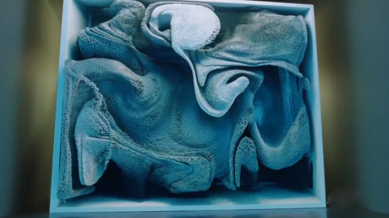 Refik Anadol | Eriyen Hatıralar | Pilevneli Gallery