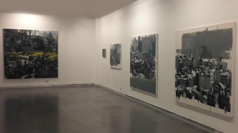 Altan Çelem | Günlük II | Milli Reasürans Sanat Galerisi
