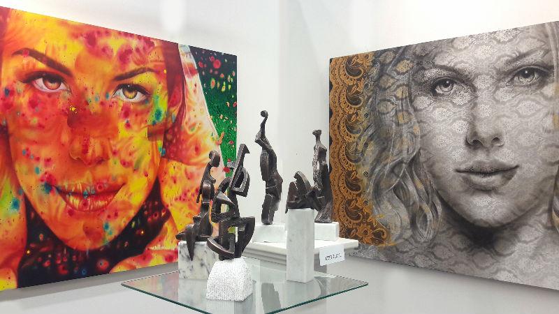 Sepa Sanat | ArtAnkara 4.Çağdaş Sanat Fuarı | Ato Congresium