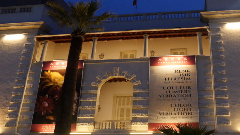 Renk, Işık, Titreşim Türk İzlenimcileri | Arkas Sanat Merkezi