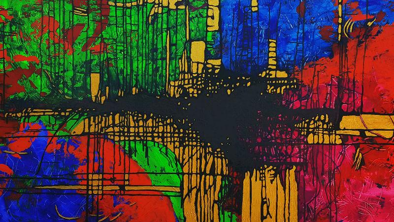 Yasemen Latife Ayvaz | Rengin Gör Dediği | Galeri FE