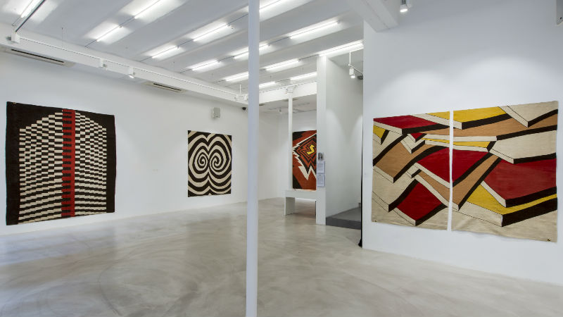 Belkıs Balpınar | Dokuma-ma | Anna Laudel Contemporary