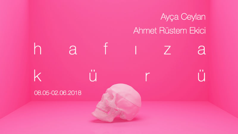 Ayça Ceylan – Ahmet Rüstem | Ekici Hafıza Kürü | Antonina Sanat Galerisi