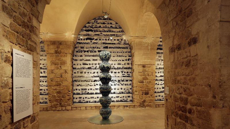 Ai Weiwei Mardin'de | Sakıp Sabancı Mardin Kent Müzesi