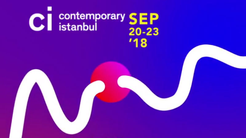 Contemporary İstanbul 18   Cİ Özel Açılış