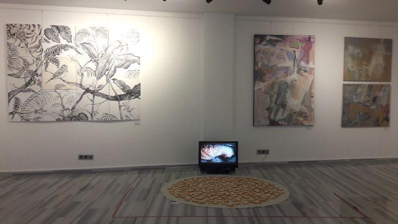Organik Denemeler 1 |   Galeri Binyıl & Hamam Arts Hub