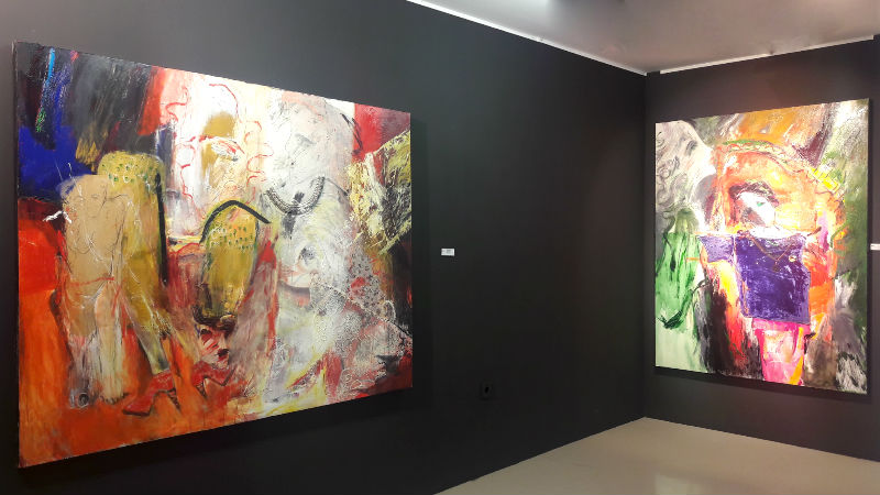 Maryam Salahi | Haram in Harem | Galeri/Miz
