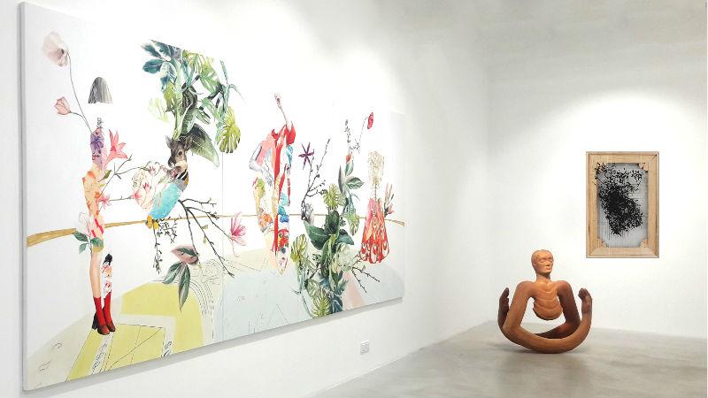 Üç Farklı Solo Sergi | Anna Laudel Contemporary
