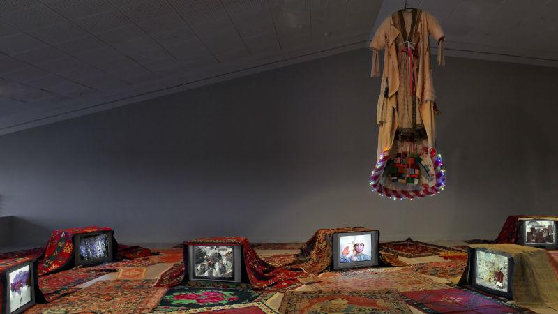 Sergey Parajanov | Parajanov, Sarkis ile | Pera Müzesi