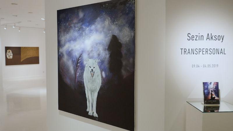 Sezin Aksoy | Transpersonal | Ekavart  Gallery