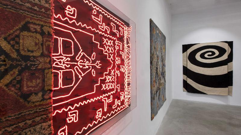 Tapestry | Dokunmuş Hikayeler | Anna Laudel Contemporary