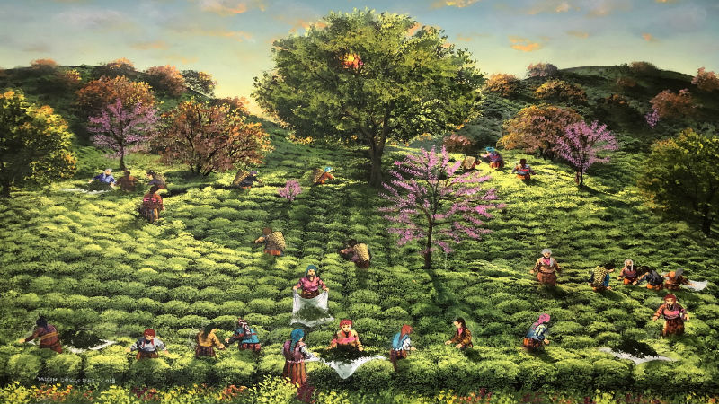 Yalçın Gökçebağ | Anadolu Düşleri | ART212 Sanat Galerisi