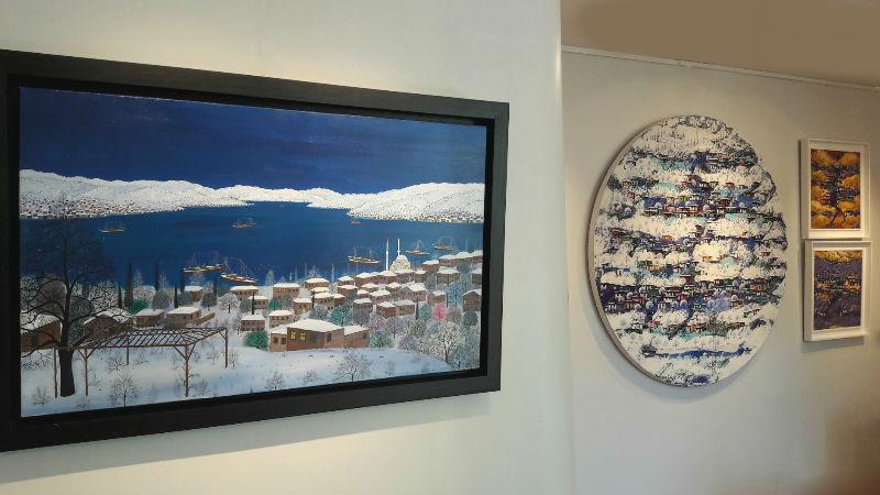 Bayram Gümüş & Mustafa Özkan | Aynı Göğün Altında | Galeri FE