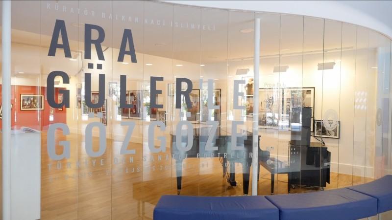Ara Güler'le Göz Göze | Galeri Işık Maslak