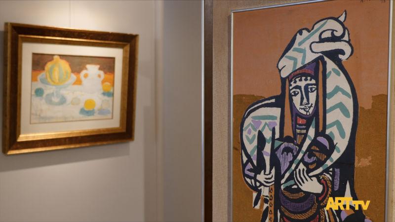 Türk Sanatında Renk | Buluşma lX | Galeri FE