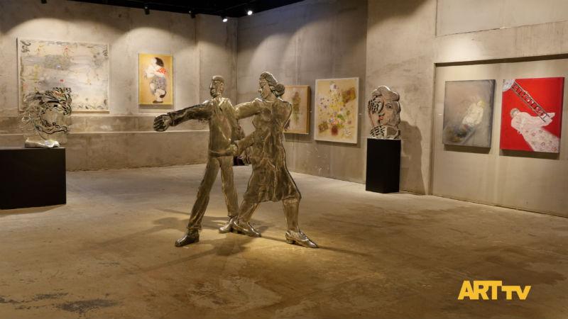 Hanefi Yeter | Döngü | Galeri Selvin & Harmonyhip