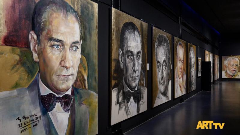Ergün Başar | Atatürk İz Bırakan İlkler | İstanbul Deniz Müzesi Barbaros Salonu