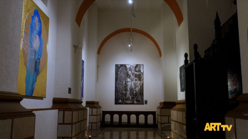 Angel | Karma Sergi | Saint Antoine Kilisesi