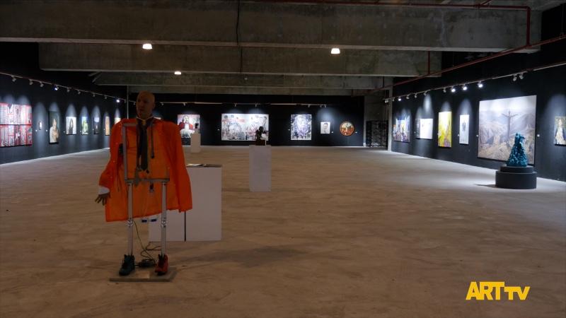 360 Dereceden Aşk | Yüz Yüze | Otoportre Sergisi| 42 Maslak | İstanbul Concept Gallery