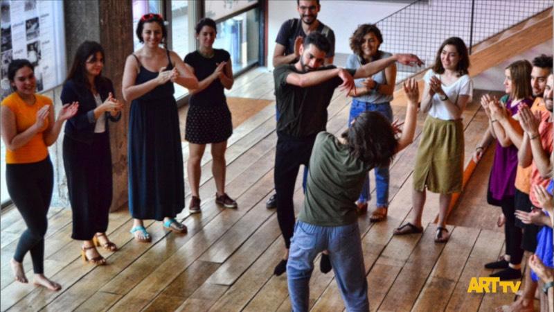 Sezin Aksoy | Ayca Ceylan | Performans Sanatı Üzerine Diyalog