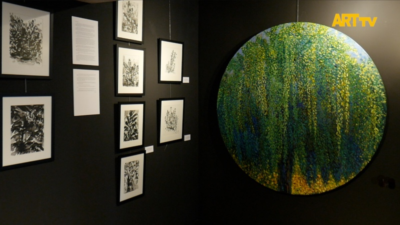 Canan Alkım | Yeşil Pencere | La Visione Art Gallery