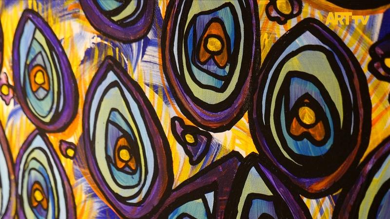 Yeşim Kale | Renklerin Aşkı | La Visione Art Gallery
