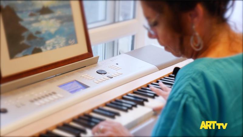 Uluslararası Besteci-Piyanist Fani Hodara ile müzik dolu bir gün | ARTtv