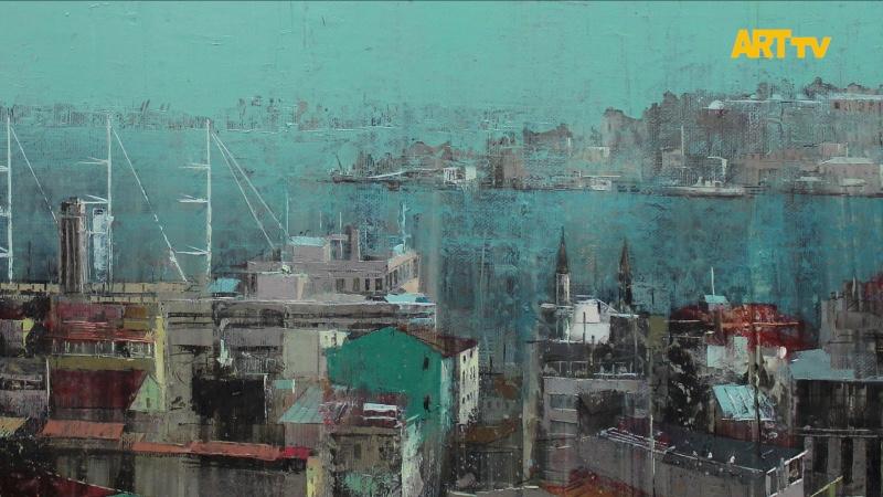 Sanatçı Kadir Ablak İle  İstanbul'un Renkleri