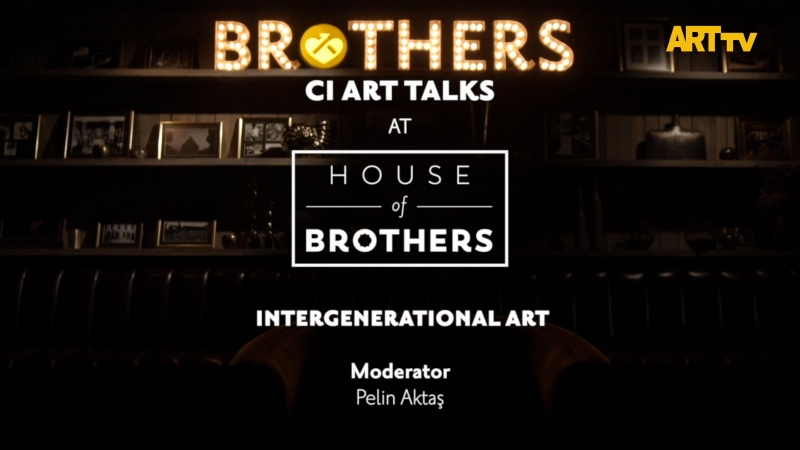 CI Art Talks at House of Brothers
